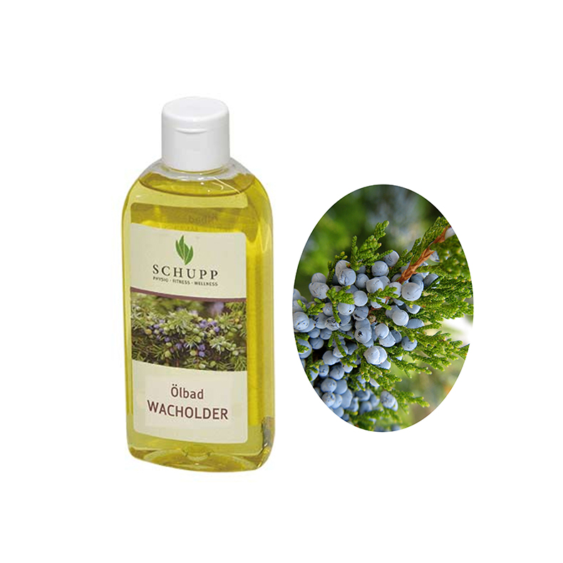 Juniperberry bath oil